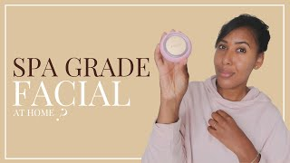 Foreo UFO 2 *REAL TIME* First Impressions | Salon Grade Device | At Home Facial |Nicole Fiona Davies