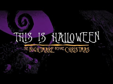 this is halloween the interview with danny elfman and marilyn manson youtube - Marilyn Manson This Is Halloween Album