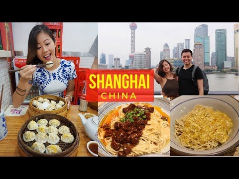 Shanghai Marriage Market With Boyfriend + Best Chinese Food We've Ever Tasted!
