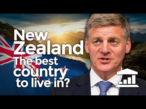 Why Is New Zealand the Most Prosperous Country on Earth? - VisualPolitik EN