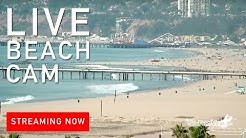 Live Surf Cam: Venice Beach, California