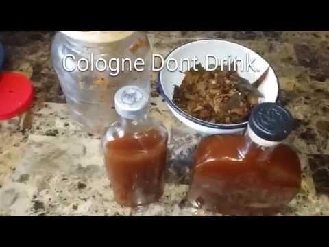 Homemade Spiritual Alcoholado, Bay Rum, Florida Water Magical Formulary