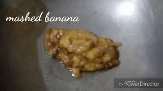 Banana chapathi | வாழை பழம் சப்பாத்தி