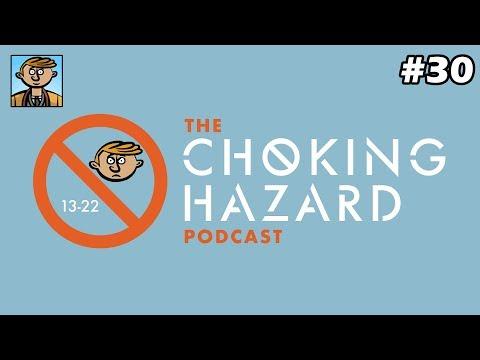 US Air Force Experiences (w/BowskiJ) - The Choking Hazard Podcast #30