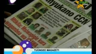 MAGAZETI - AUGUST.3.2015 | STAR TV