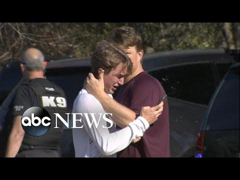 Police release 911 calls from inside Stoneman Douglas shooting