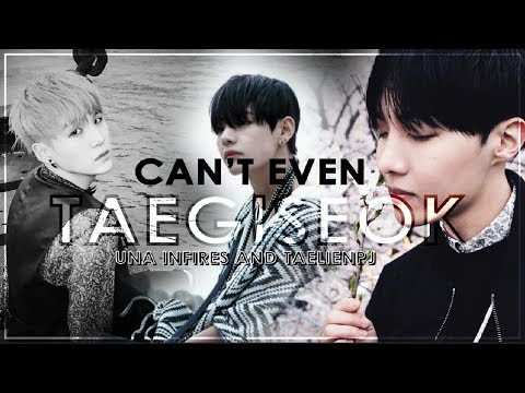 TAEGISEOK// #ICANTEVEN// Collab With TaelienPj (NSFW)