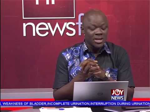 Strictly legal (nolle prosequi 101) - Samson's Take on JoyNews (20-5-17)