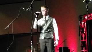 Nathan McLaughlin ICA 2015 winter concert