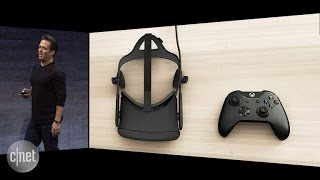 CNET News - Oculus Rift VR headset to ship with Xbox One controller