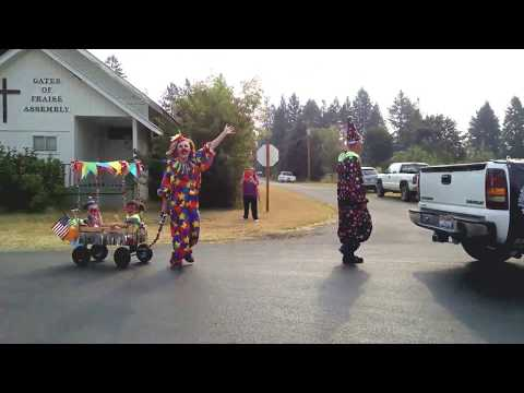 Athol Daze Parade Athol Chamber Of Commerce Idaho