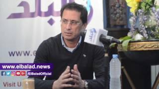 أحمد عيد يكشف حقيقة السخرية من أحمد عز في «ياباني أصلي».. فيديو وصور