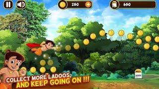 Chhota Bheem Jungle Run Android Game