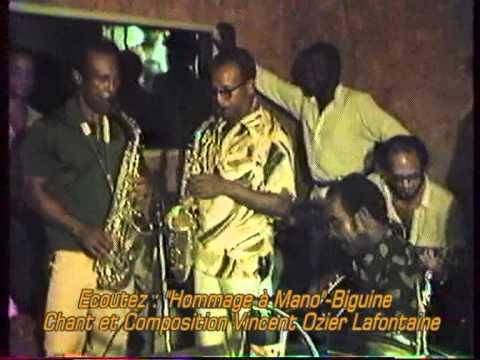 Hommage à Mano Radio Caraïbes Martinique-comp et Chant Vincent Ozier-Lafontaine