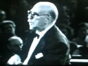 Sir Thomas Beecham: Interview and Rehearsal