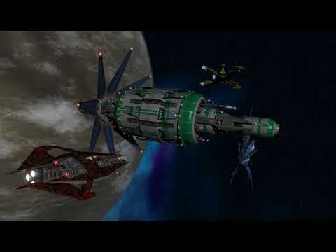 Babylon 5 - Babylon 4 Gathering