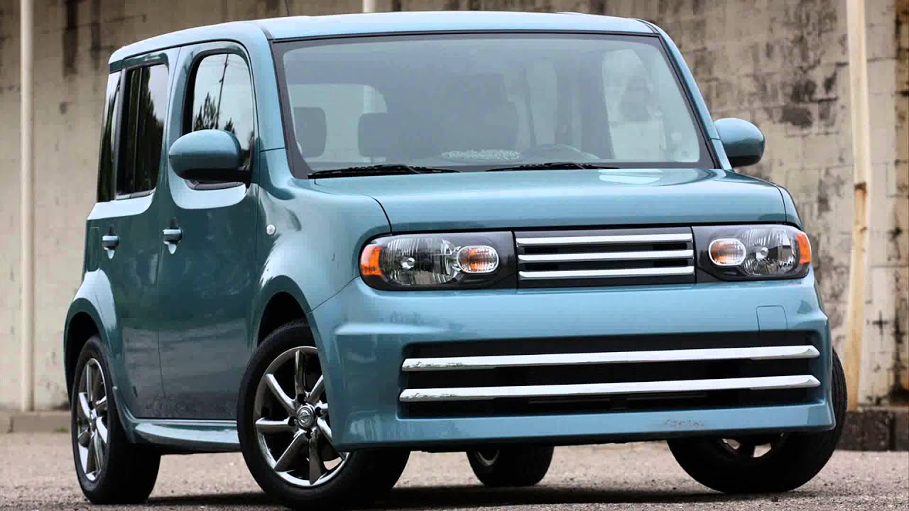 2015 nissan cube youtube 2015 nissan cube vanachro Image collections
