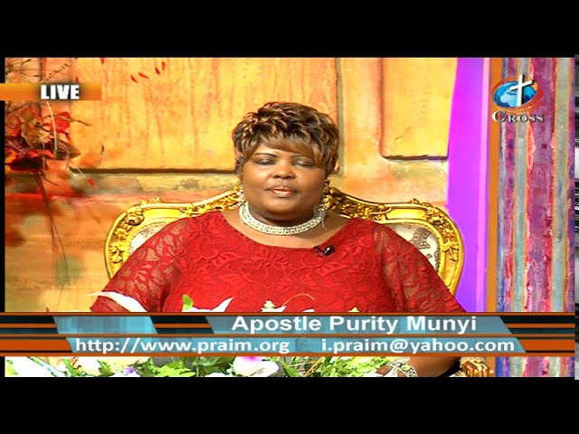 Apostle Purity Munyi - Into The Chambers Of The King 09-13-2019