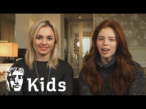 60 Seconds with... The Next Step's Victoria & Jordan!