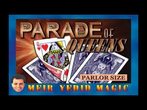 Parade Of Kings, Queens & Jacks