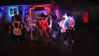 Acorn Park Thriller 2013 w Surprise! - 8 30 show - Eugene Oreg…