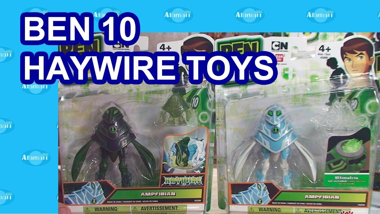 Ben 10 Omniverse Haywire Wire Center Washingmachineschematicdiagramjpg Toys Toy Reivew Youtube Rh Com