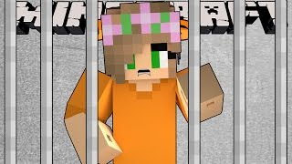 Minecraft-Little Kelly Adventures- LITTLE KELLY GETS ARRESTED!