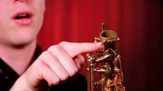 How to Assemble the Saxophone