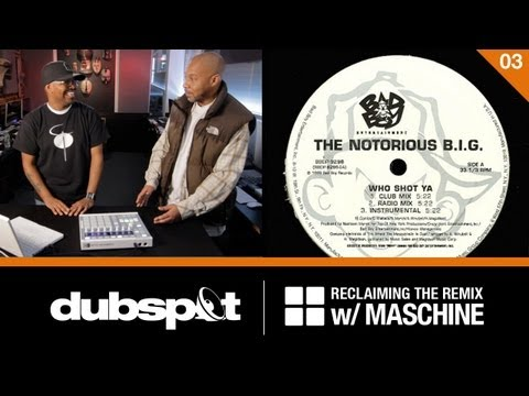 Reclaiming the Remix w/ Maschine Ep 3: Notorious B.I.G.