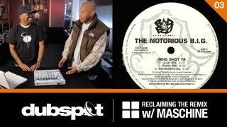 "Reclaiming the Remix w/ Maschine Ep 3: Notorious B.I.G. ""Who Shot Ya?"" w/ Nasheim Myrick"