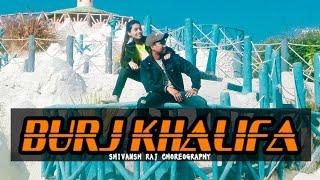 BURJ KHALIFA Laxmii akshay kumar KiaraAdvani Nikhita Gandhi ShashiDj khushi dance cover shivansh anu