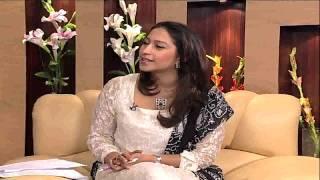 Faiz Ahmad Faiz, Meher Bokhari, Samaa TV 1