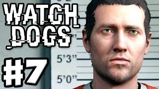 Watch Dogs - Gameplay Walkthrough Part 7 - Arrested! (PC, PS4, Xbox One)