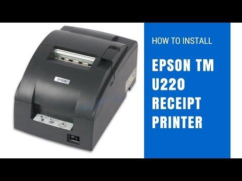 how-to-install-epson-tm-u220-receipt-printer-✔️