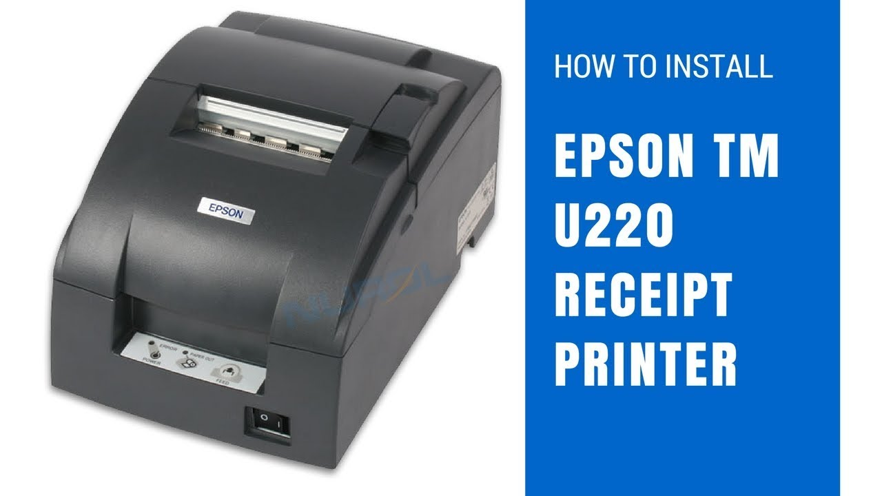 EPSON TMU 220D WINDOWS 7 64BIT DRIVER