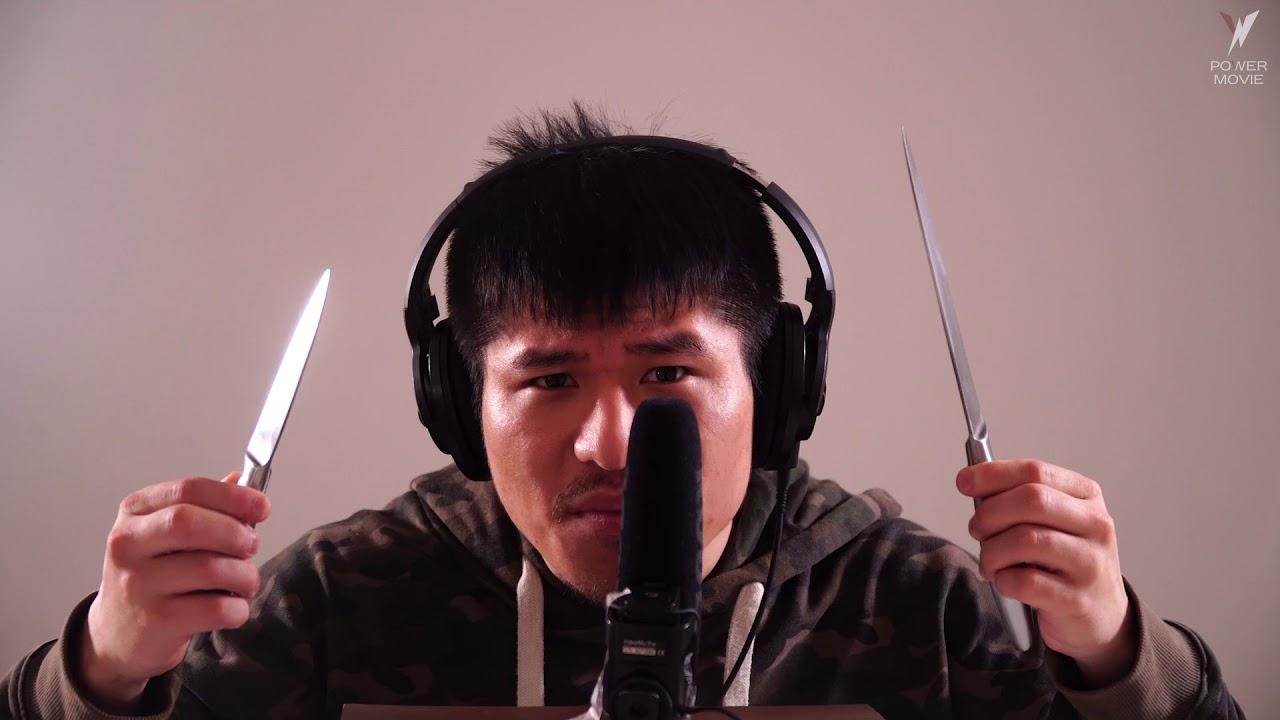 ASMR 북한 섬광탄 (North Korea Real Sound ASMR) [ENG]