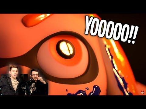 [Full Reaction] Nintendo Direct 3.8.2018