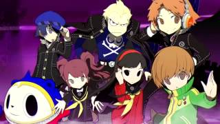 Persona Q: Light the Fire up in the Night -P4 Ver.- Extended