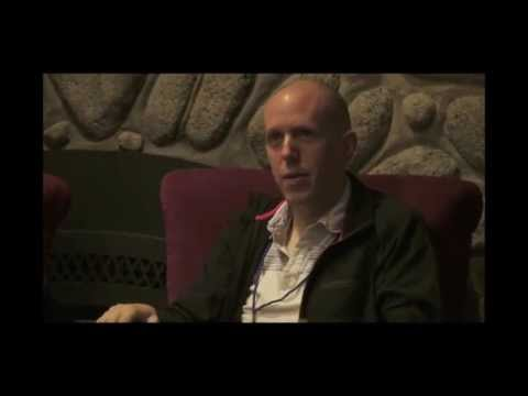 2012 CineStory Retreat: In Conversation - Joe Forte and John August
