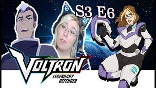 WHO ARE YOU?!?! -  S3 Ep6 Reaction - Voltron: Legendary Defender- Reaction Zamber