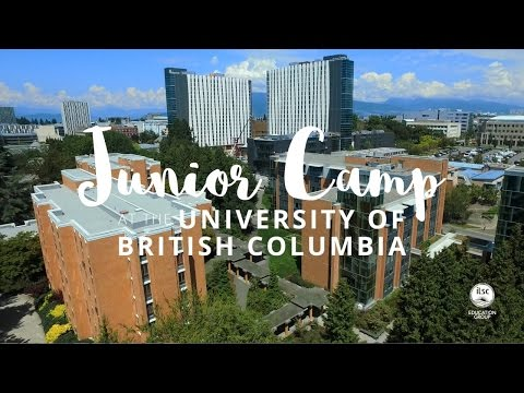 Junior English Summer Camp at UBC, Vancouver