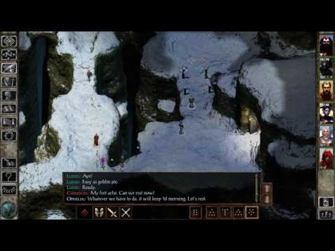 Icewind Dale EE Playthrough Part 21: Lysan Gets Lynched |