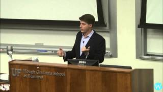 Hal Steinbrenner speaks with UF MBA on entering sports industry