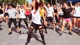 Zumba® Flashmob Te Fuiste Arantxa Moreno Terrassa