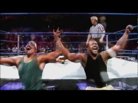 Hunico & Camacho New Titantron And Theme Song 2012 HD(With Download Link)
