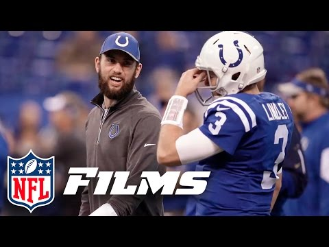 Ryan Lindley: The NFL's Greatest Stand-In | NFL Films Presents