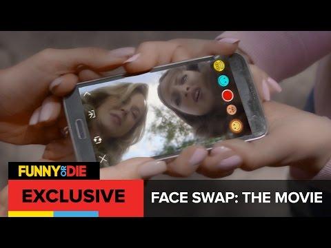 Faceswap: The Movie with Julie Benz & Elizabeth Gillies