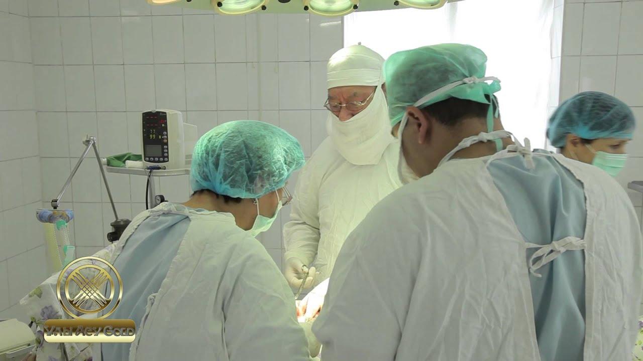 Операция по удалению миомы матки