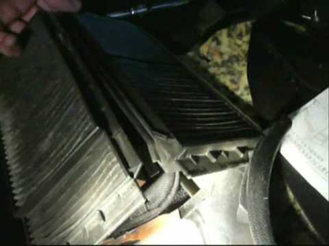 Cabin Air Filter Replacement Mazdaspeed 3 Youtube