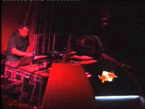 Anthony Rother LIVE @ Nisomnia Festival 5.9 2010 # LIVE A/V Stream *full set*